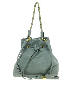 Image 1 ofASOS Tassel Duffle Bag