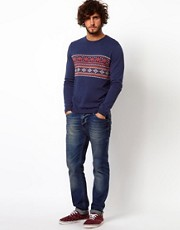 ASOS Aztec Jumper