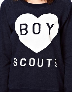 Image 3 ofZoe Karssen Boy Scouts Sweatshirt