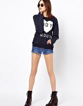Image 4 ofZoe Karssen Boy Scouts Sweatshirt