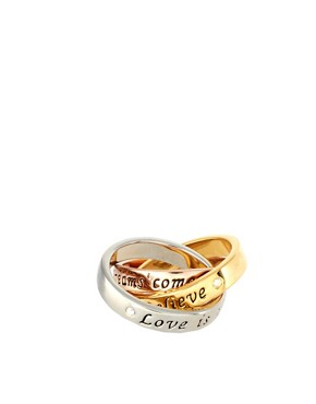 Image 1 ofDisney Couture Believe Rings