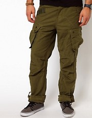 G Star Casual Trousers Rovic Loose Combat
