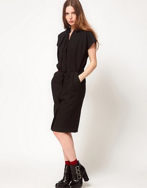 Image 4 ofGanni Peggy Dress