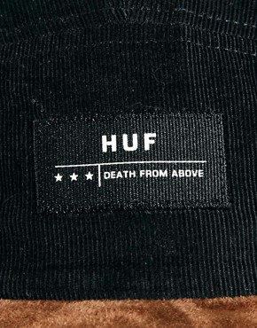 Image 3 ofHUF Death From Above 5 Panel Cap