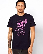 Trainerspotter T-shirt Exclusive To Asos Dont Care Bear