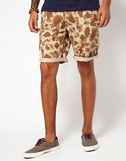 Carhartt Chino Shorts Johnson Regular Camo Twill