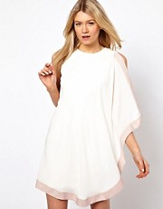 Ted Baker Dress with Draped Detail