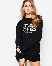 Reason Homies Sweatshirt