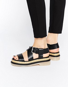 ASOS FENYA Chunky Flatform Sandals