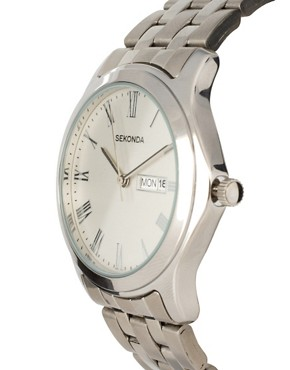 Image 3 ofSekonda Silver Bracelet Watch