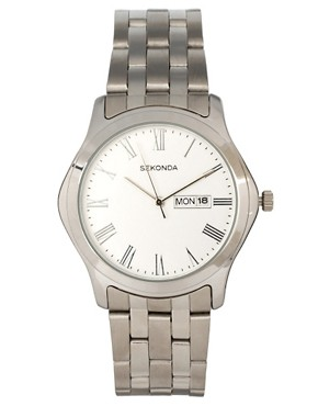 Image 1 ofSekonda Silver Bracelet Watch