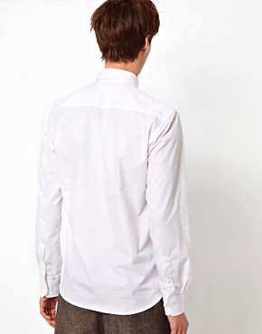 Image 2 of Selected Shirt with Penny Collar