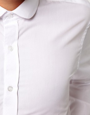 Image 3 ofSelected Shirt with Penny Collar