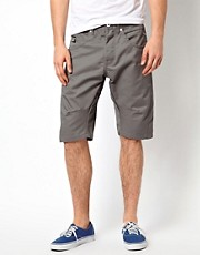 Jack & Jones &ndash; Dale &ndash; Shorts mit verdrehten Nhten
