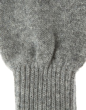 Image 2 of Johnstons Cashmere Fingerless Gloves