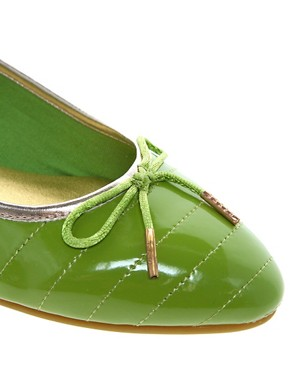 Image 2 ofTed Baker Iveey Flat Bow Shoes
