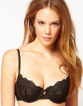 Calvin Klein  Black  Balconnet-BH