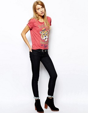 Image 4 ofWrangler Courtney Skinny Jeans