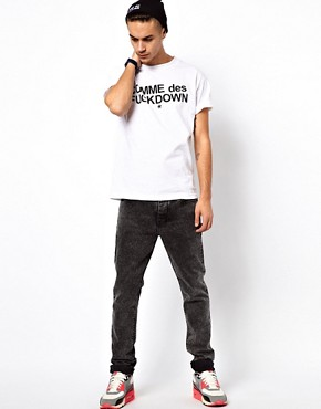 Image 4 ofComme Des F Down T-Shirt