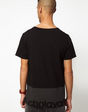 Image 2 ofPuma By Hussein Chalayan T-Shirt With Printed Logo