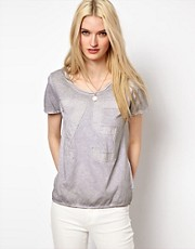Selected Number Tee