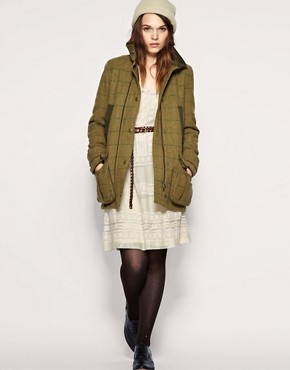 Imagen 4 de Chaquetn de tirador de Cooper & Stollbrand para ASOS