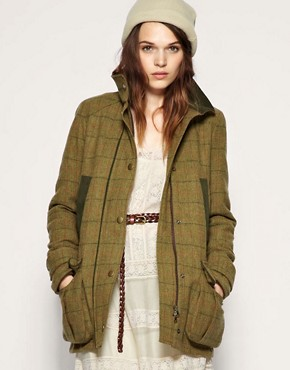 Imagen 1 de Chaquetn de tirador de Cooper & Stollbrand para ASOS