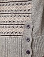 Image 3 of Pepe Jeans Fair Isle Roll Neck Sweater