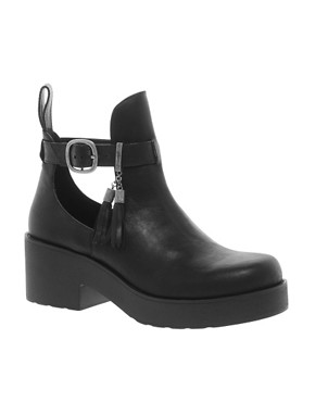 Image 1 of ALDO Alewyn Cut Out Ankle Boots