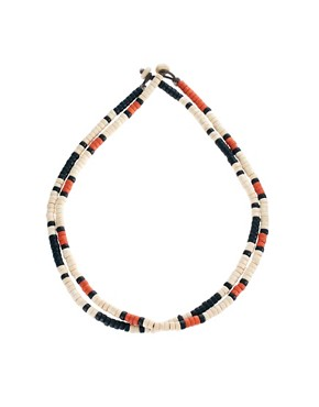 Image 1 ofASOS Beaded Necklace Pack