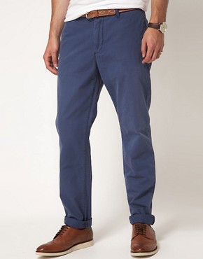 Image 1 ofJ Lindeberg Twill Cotton Chino