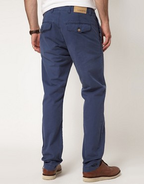 Image 2 ofJ Lindeberg Twill Cotton Chino