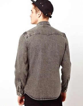 Image 2 ofASOS Denim Shirt