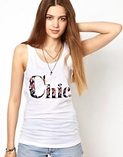 A Question Of Chic Organic Tank