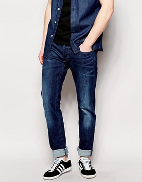 G-Star Jeans 3301 Tapered Fit Raw