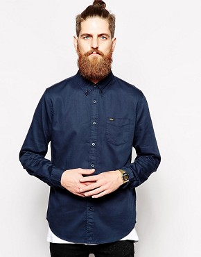 Lee Shirt Exclusive to ASOS Button Down Collar