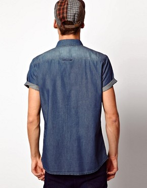 Image 2 ofRiver Island Denim Shirt
