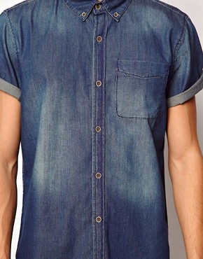 Image 3 ofRiver Island Denim Shirt