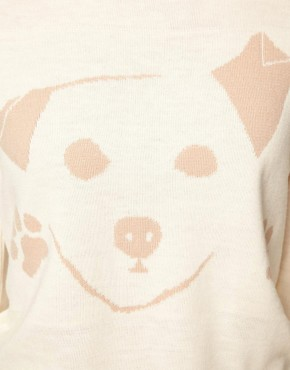 Image 3 ofA Wear Puppy Paws Jumper