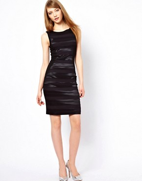 Image 4 ofMarkus Lupfer Elastic Bodycon Dress