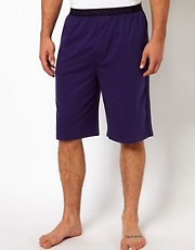 Emporio Armani Jersey Shorts