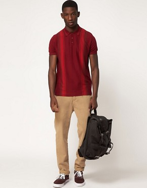 Image 4 ofBen Sherman Stripe Polo Shirt