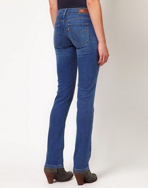 Image 2 ofLevi&#39;s Curve ID Bold Curve Straight Jeans