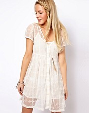 Denim &amp; Supply By Ralph Lauren Lace Overlay Dress