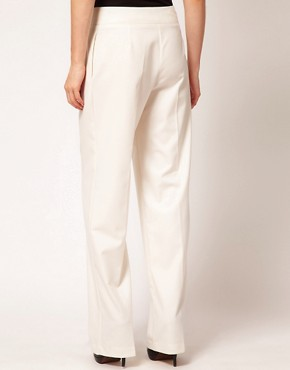 Image 2 ofASOS Super Soft Trousers In Wide Leg