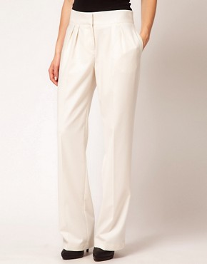 Image 4 ofASOS Super Soft Trousers In Wide Leg