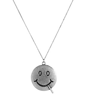 Image 1 of Afends Face Necklace