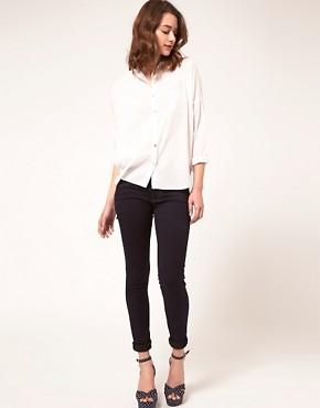 Image 4 ofA Wear Clean Skinny Jean