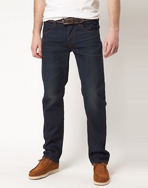 Image 1 ofLee Daren Jean Straight Fit Blue Wash