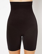 Maidenform Shiny Control It! High Waist Thigh Slimmer